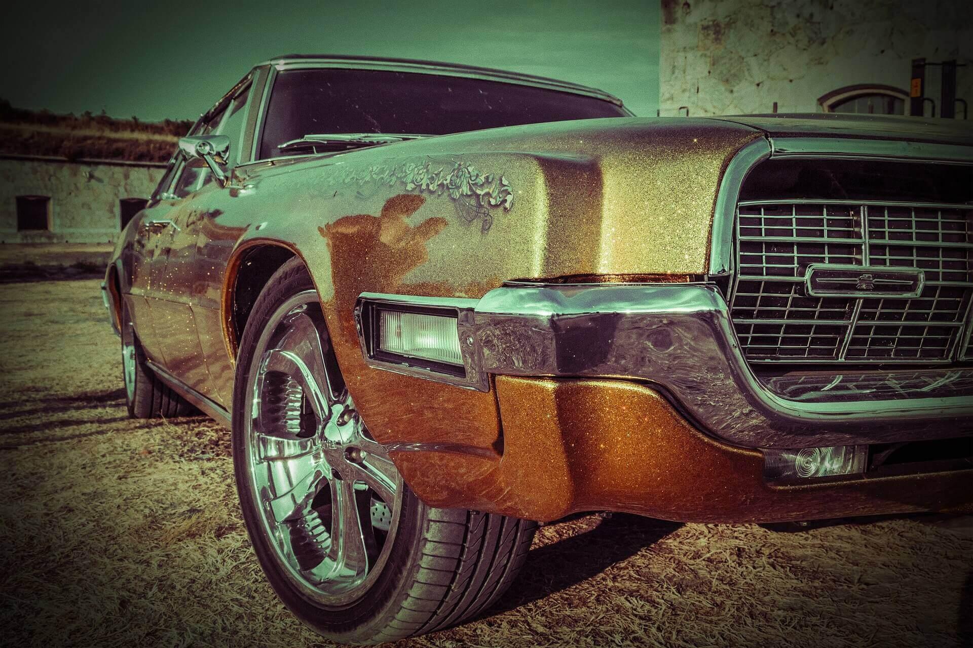 Muscle Car ALT